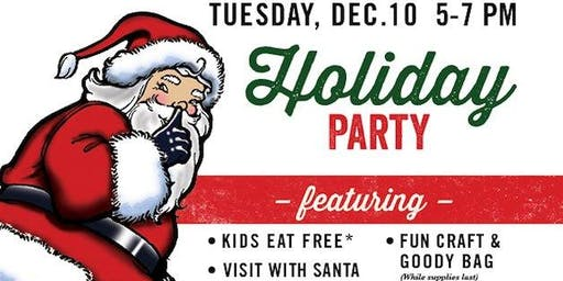 Kids Holiday Party