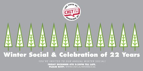 Winter Social (a celebration of 22 years) tickets