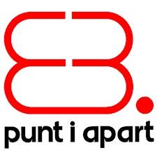 Llibreria Punt i apart logo