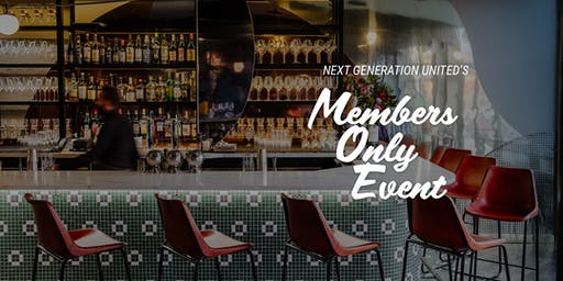 Next Generation United Members-Only Event