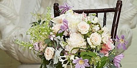 Wedding Weekend Kick Off - Wine & Floral Design Bridal Bouquet Class tickets