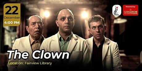 Toronto_Clown (مسخره باز) tickets