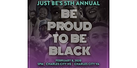 BE Proud to BE Black tickets