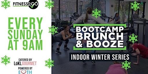 Bootcamp, Brunch & Booze: Indoor Winter Series