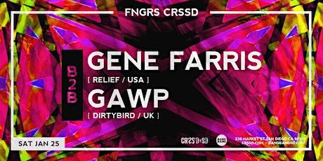 GAWP B2B GENE FARRIS tickets