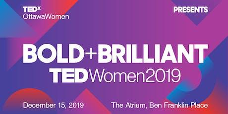TEDxOttawaWomen tickets