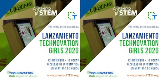 Lanzamiento Technovation 2020