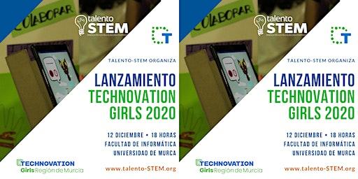 Lanzamiento Technovation 2020