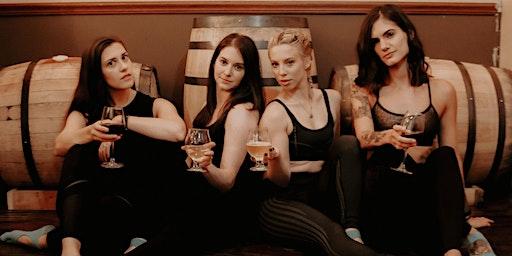 Barre & Beer @ Hops Scotch Bottle Shop