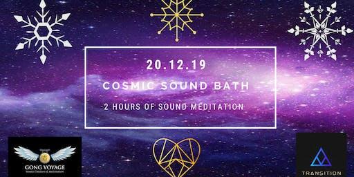 Cosmic Christmas Sound Bath