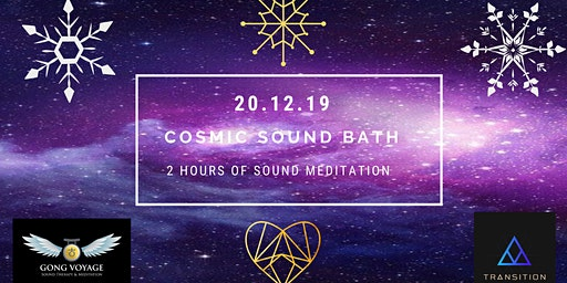 Cosmic Christmas Sound Bath