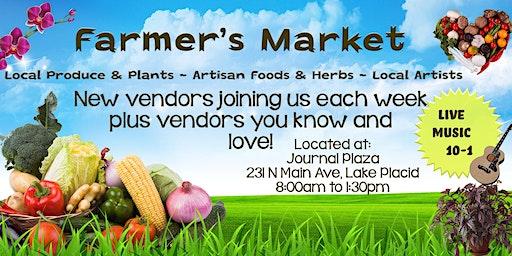 Lake Placid Farmer's Market