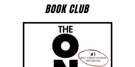 One Thing Book Club tickets