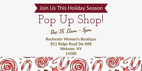 Holiday Community Pop Up Shop tickets