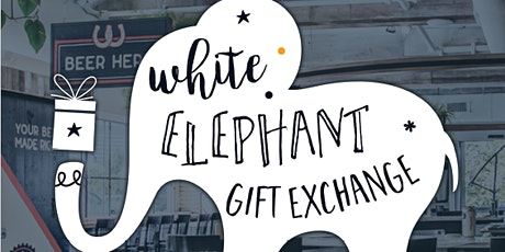 White Elephant Gift Exchange tickets