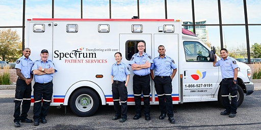 Leaside Medical Transfer Attendant Drop-In Interviews