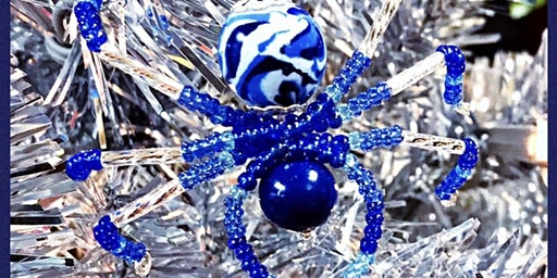 Christmas Spider with Annette