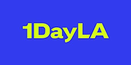 1DayLA tickets