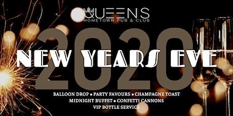QUEENS Nightclub New Year's Eve 2020 tickets