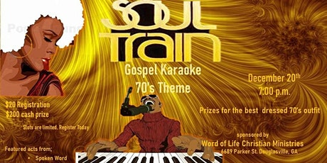 Soul Train Gospel Karaoke tickets