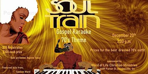Soul Train Gospel Karaoke