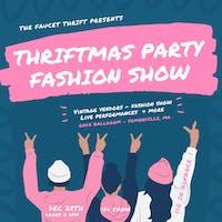 Thriftmas Party Fashion Show
