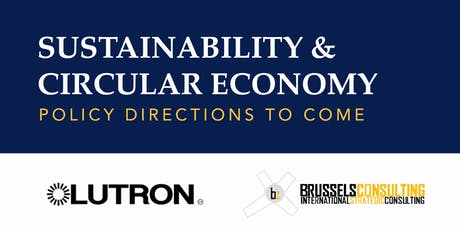 Sustainability and Circular Economy Policy Directions to Come tickets