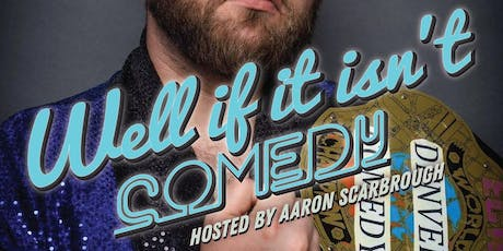 Well If It Isn't Comedy Presents: Nathan Lund tickets