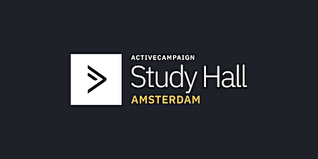 ActiveCampaign Study Hall | Amsterdam (3/24) tickets