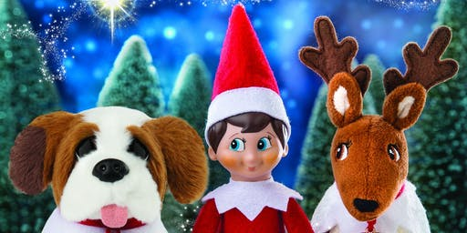 Elf on the Shelf Mascot Tour
