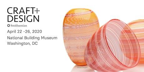 Smithsonian Craft + Design tickets