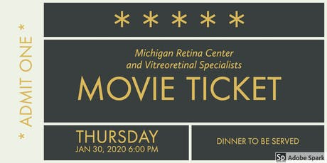 Retina Movie Night! tickets