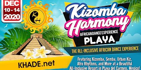 Kizomba Harmony African Dance Experience 2020 boletos