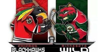 Chicago Blackhawks vs. Minnesota Wild