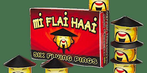 Mi Flaai Haai - het nieuwe jaar in!