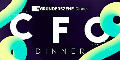 Gründerszene CFO Dinner Munich -  12.03.2020 Tickets