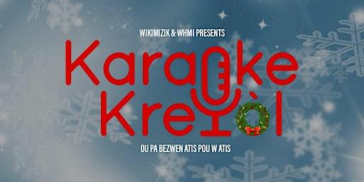 Christmas Karaoke Kreyol