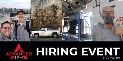 Sparks, NV Hiring Event