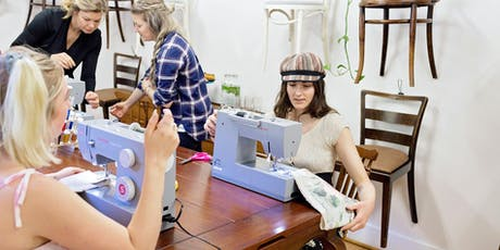 ULTIMATE SKIRT MAKING CLASS - FROM PATTERN TO FINISHED SKIRT tickets