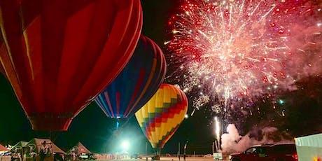 Austin's ONLY Hot Air Balloon Festival tickets