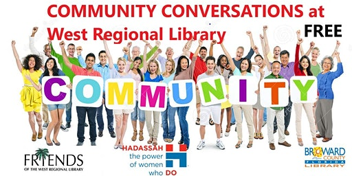 STAND UP, SPEAK OUT: Community Conversations VOLUNTEER SERVICES & THE VOTE