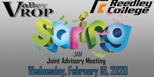 2020 Joint Advisory Meeting (JAM)
