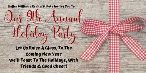 Keller Williams St. Pete's 9th Annual Holiday Party