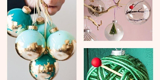 Ornaments at Tug