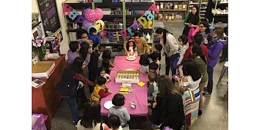 Private Birthday Celebration  (07-05-2020 starts at 3:30 PM)