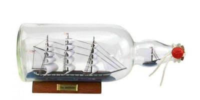 Fall 2020 Class: Ship-in-a-Bottle