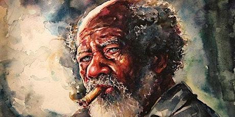 Watercolour Workshop: Expressive Portrait & Figures - Toronto with Atanur Dogan tickets