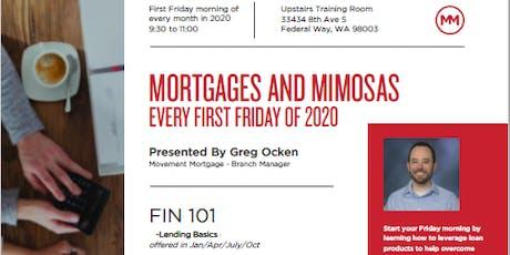 FIN 101 - Lending Basics for Realtors tickets