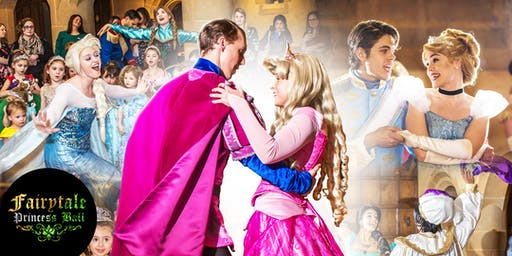 Fairytale Princess Ball - Naperville