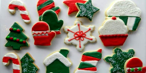 Christmas Cookie Baking & Decorating Contest